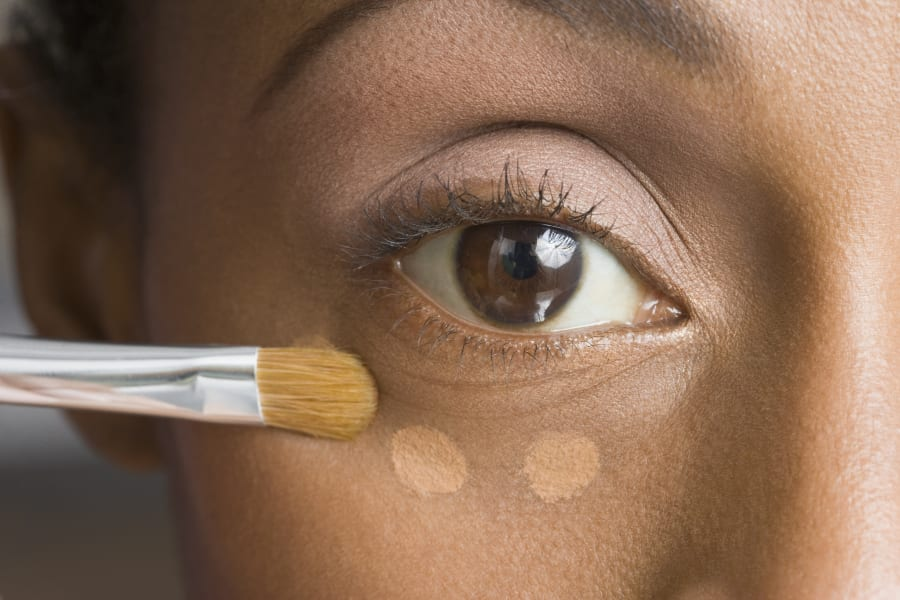 If you're prone to acne, you might want to double-check your preferred brand of makeup doesn't contain