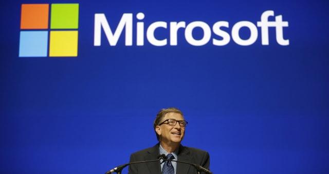 Microsoft Shareholders Meeting