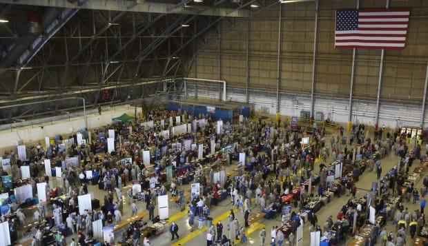 JBLM Veterans Jobs Summit Day 3 of 3