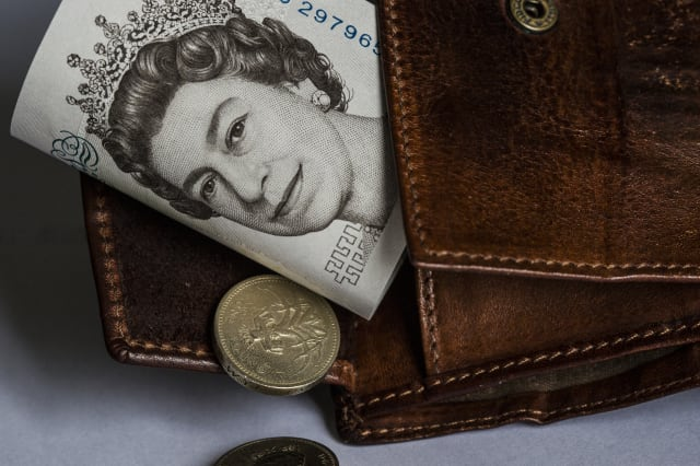 The pound could soon face competition in the race to the bottom
