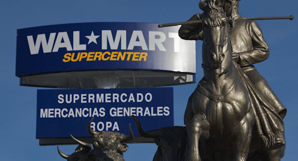 Walmart in Juarez Mexico The economic boom experienced by border towns like Juarez has come to a halt