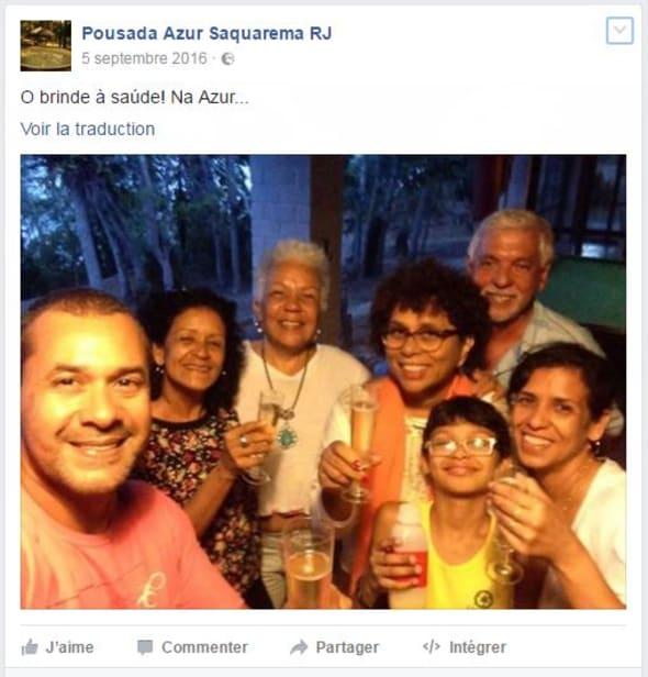 Loalwa Braz Vieira, la chanteuse de