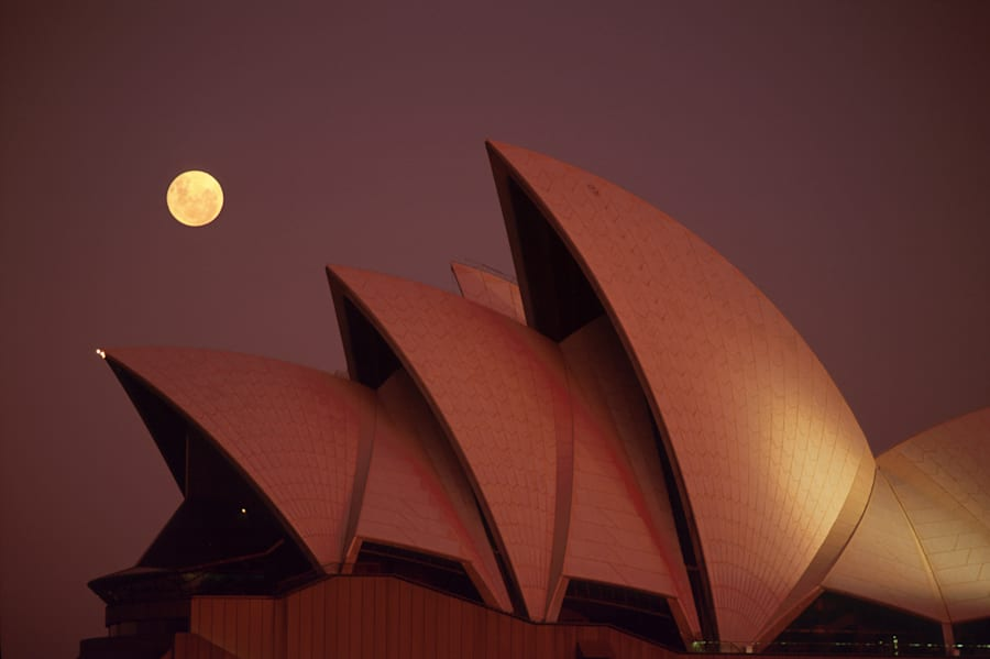 Sydney Opera House is special, alright