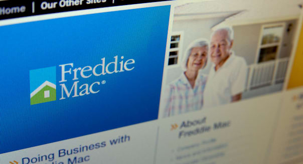 Freddie Mac official web site, creative focus