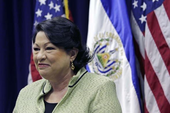 El Salvador US Sotomayor