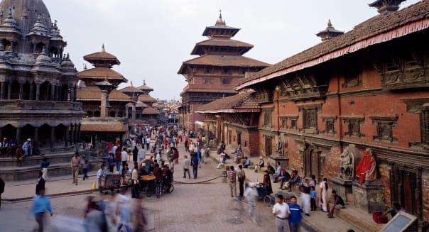 Durbar Square Patan Nepal