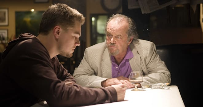 the departed, tv series, amazon, jack nicholson, leonardo dicaprio
