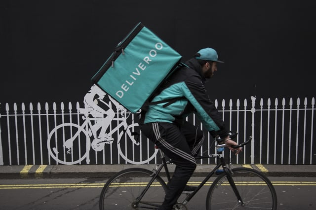 Deliveroo customers charged hundreds for fraudulent takeaway orders