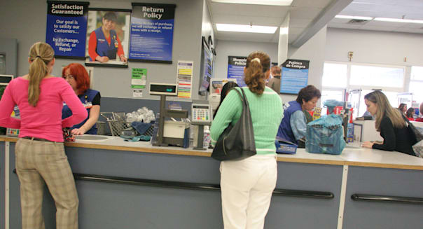 Retailers Get Stingy About Returns - AOL Finance