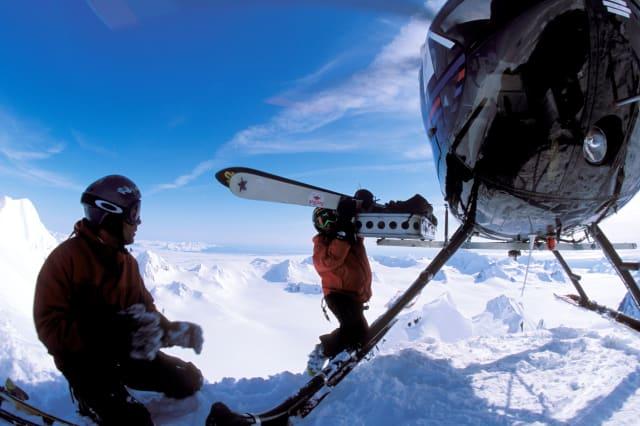 Top ten adrenaline rush activities around the world
