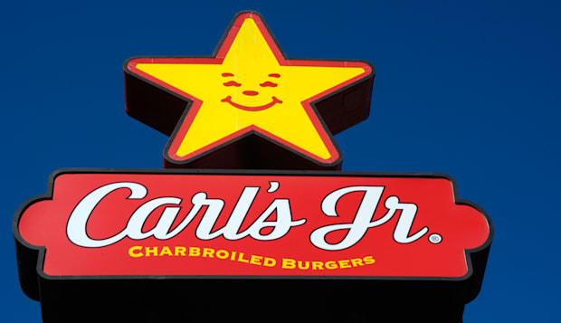 Carl?s Jr. Restaurant Sign, Orange County, CA 081017_7169