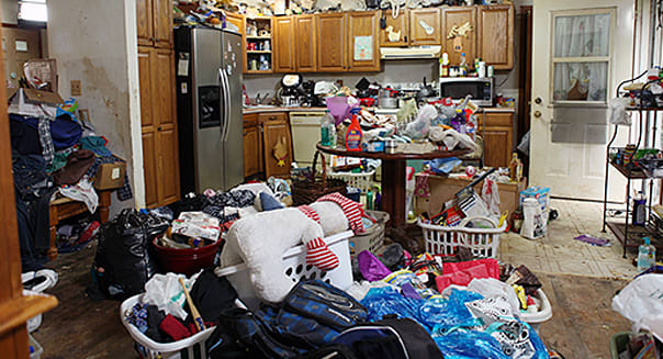 Hoarding: What's Going on With All That Stuff? - AOL Finance