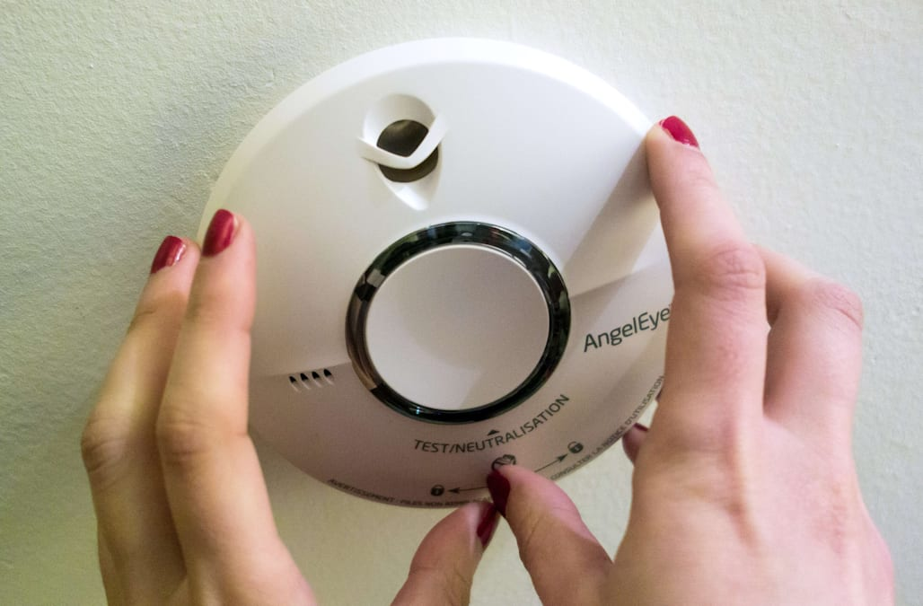 FRANCE-SECURITY-FIRE-SMOKE-DETECTORS