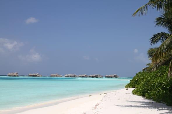 Maldives - tourism village