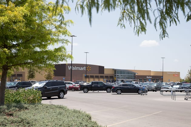 A truck trailer was found in this Walmart parking lot holding eight deceased undocumented immigrants,...