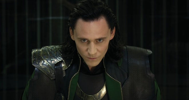 """Marvel's The Avengers"" ..Loki (Tom Hiddleston)..Ph: Zade Rosenthal  ..� 2011 MVLFFLLC.  TM & � 2011 Marvel.  All Rights Reserved."