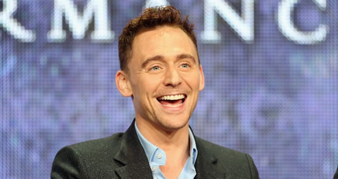 Tom Hiddleston at the 2013 Summer TCA Tour