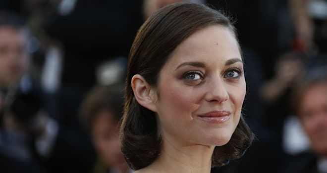 Marion Cotillard at the 2013 Cannes Film Festival