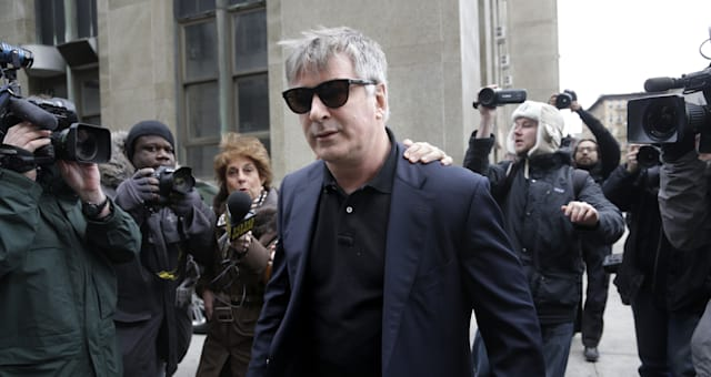 APTOPIX Alec Baldwin Stalking Case