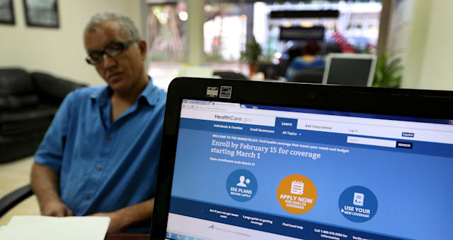 Company Enrolls People In Obama's Affordable Health Care Plan
