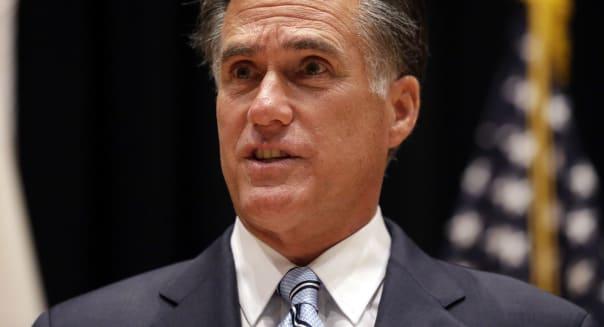 gop presidential candidate mitt romney