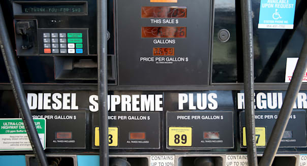 Gas Prices Shouldn't Be High, But Are. Here's Why