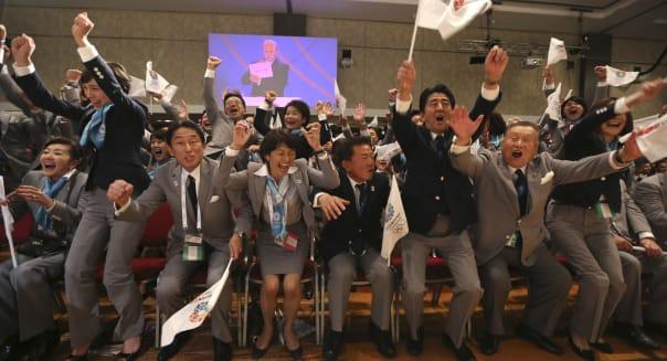 APTOPIX Argentina 2020 Vote Olympics
