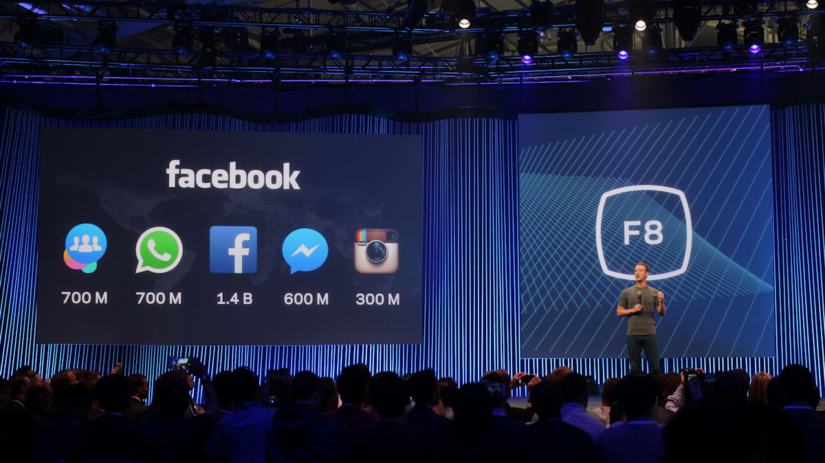 Facebook:WhatsApp 每月活躍使用人數達到 9 億了!
