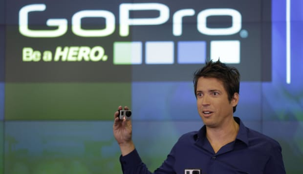 Wall Street GoPro IPO