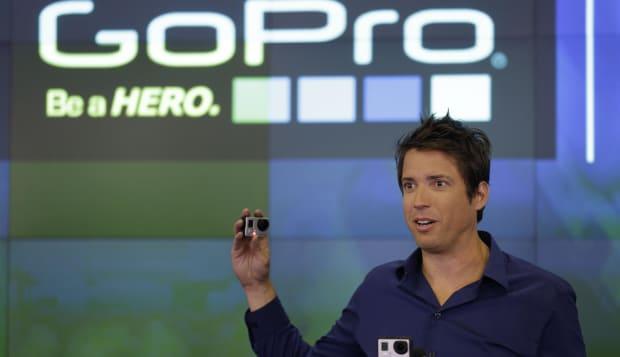 Wall Street GoPro IPO