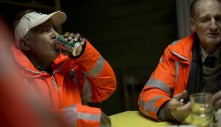 Netherlands Working for Beer