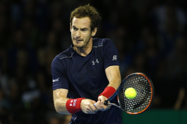 Andy Murray says hotel maid 'stroked' his arm as he slept