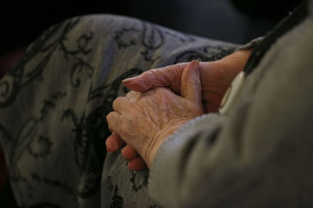 Home health checks plan for elderly