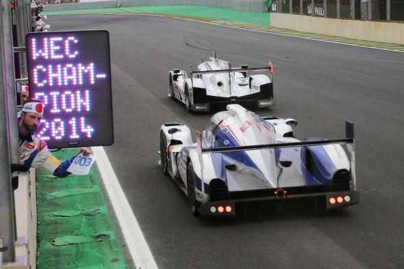 Motor Racing - FIA World Endurance Championship - WEC - Round 8 - Sao Paulo, Brazil