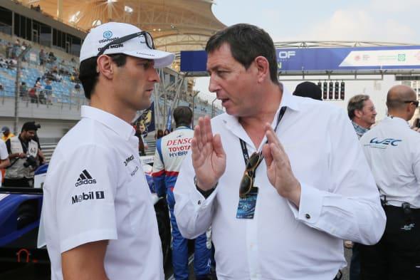 Motor Racing - FIA World Endurance Championship - WEC- Round 7 - Sakhir, Bahrain