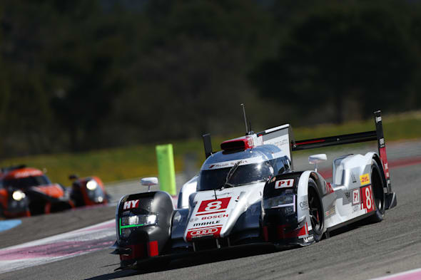 Motor Racing - FIA World Endurance Championship - WEC- 'Prologue' Official Test Day Three - Paul Ricard, France