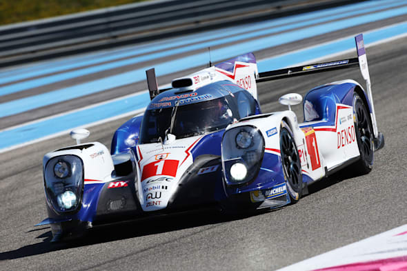 Motor Racing - FIA World Endurance Championship - WEC- 'Prologue' Official Test Day Two - Paul Ricard, France