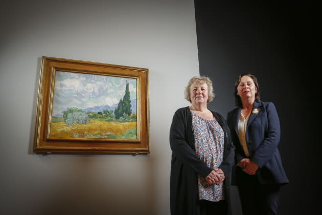 Decades later, the Van Gogh family continues to pay tribute to