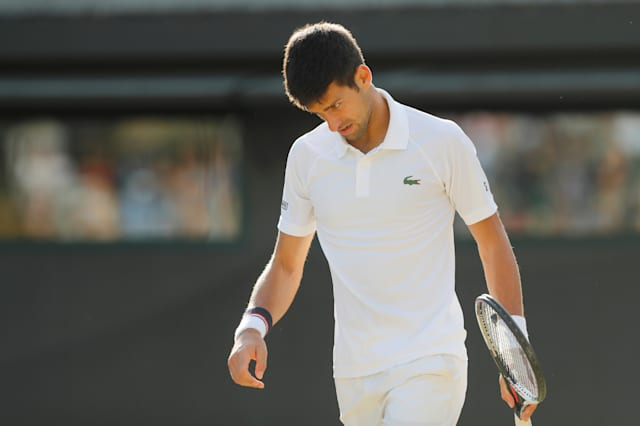 Novak Djokovic likely out of US Open due to elbow injury