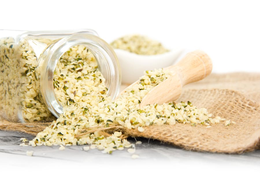 One tablespoon of Hemp seeds contains over 7,000mg of essential fatty