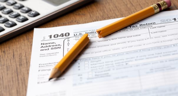 how to fill out your tax return