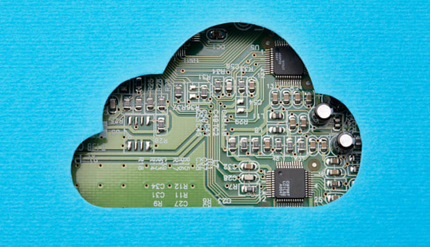 cloud computing mechanism....