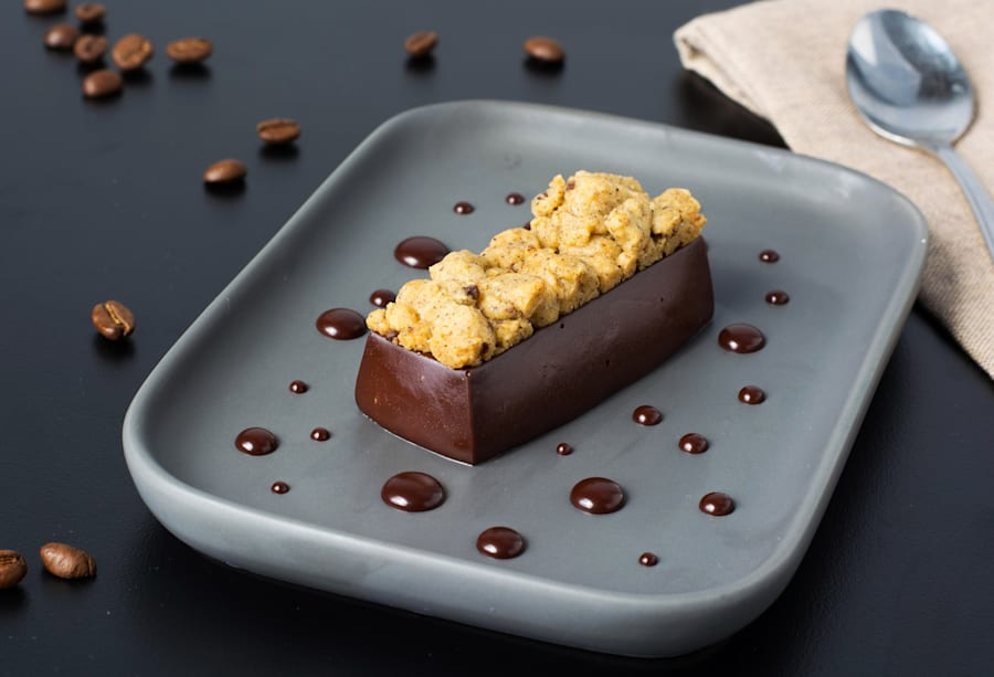 Pairing chocolate, coffee and blue cheese may sound like a strange combination, but the saltiness of...