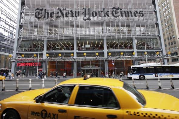 Earns New York Times