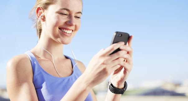 How to Turn Your Phone Into the Ultimate Weight-Loss Tool