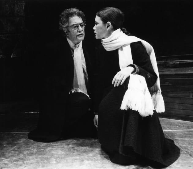 Valeria Moriconi, la femme fatale che conquistò il teatro