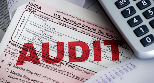 IRS Income Tax Audit