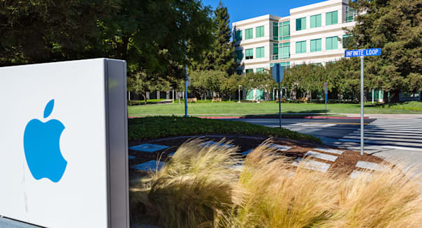 Apple Inc Head Office Campus, Infinite Loop, Cupertino, Californias, USA