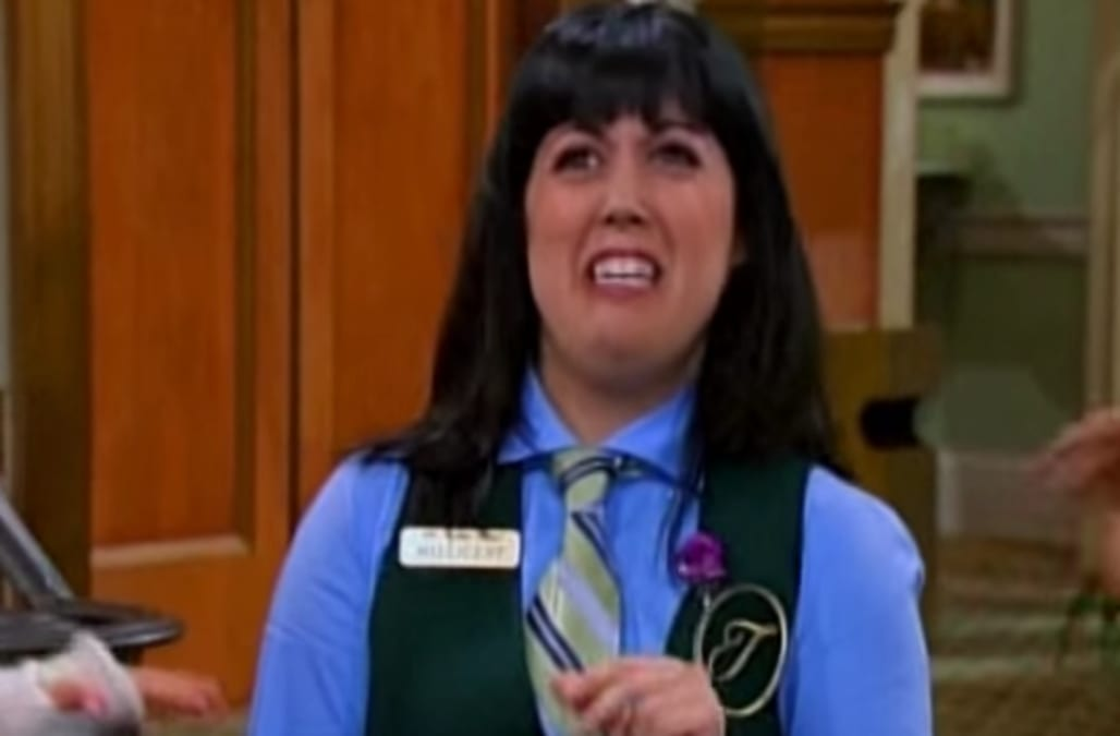 Here\u0027s what Millicent from \u0027The Suite Life of Zack and Cody
