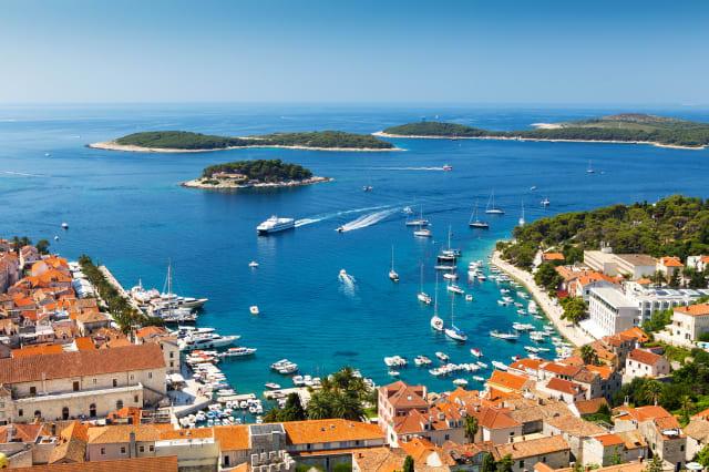Hvar introduces fines for debauched tourist behaviour